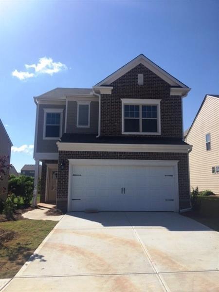 1326 Image Crossing, Lawrenceville, GA 30045 (MLS #5981351) :: North Atlanta Home Team