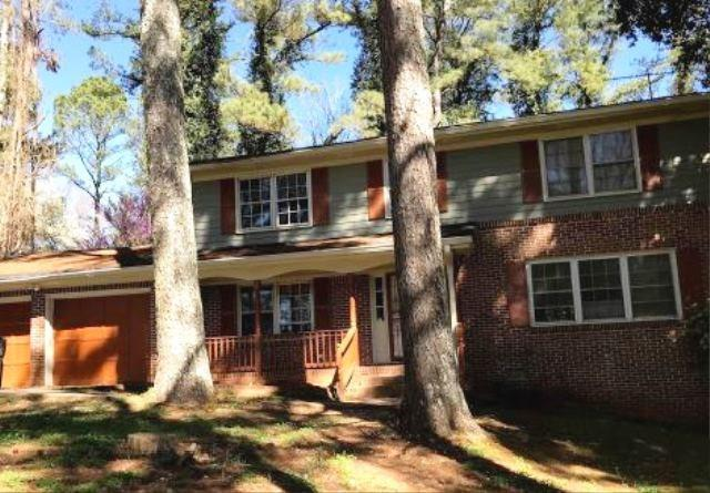 4272 Old Coach Court, Stone Mountain, GA 30083 (MLS #5981497) :: North Atlanta Home Team