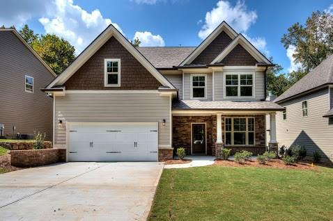 4 Greystone Way, Cartersville, GA 30120 (MLS #5981548) :: The Russell Group