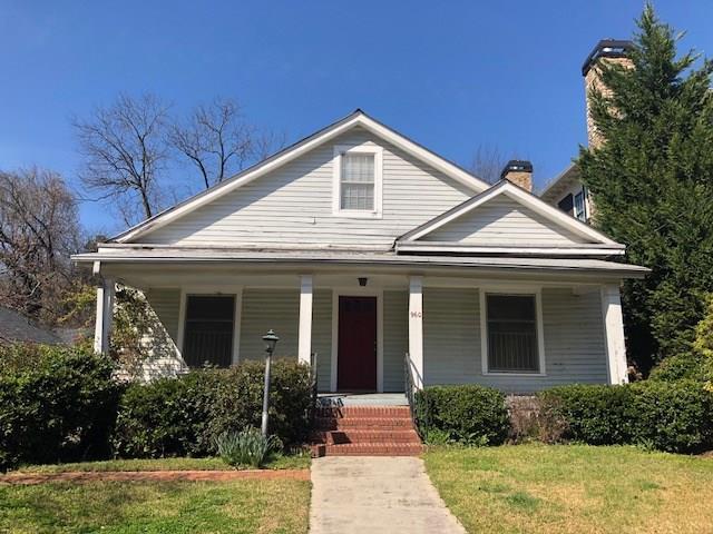 960 NE Los Angeles Avenue NE, Atlanta, GA 30306 (MLS #5981558) :: North Atlanta Home Team