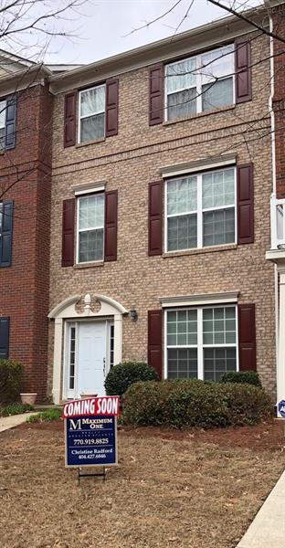 617 Pecan Knoll Drive #15, Marietta, GA 30008 (MLS #5981919) :: North Atlanta Home Team