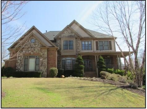 6125 Water Mark Drive, Cumming, GA 30040 (MLS #5981928) :: Carr Real Estate Experts