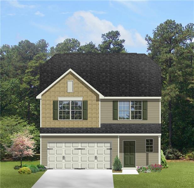 231 Lantana Crossing, Dallas, GA 30132 (MLS #5982922) :: Carr Real Estate Experts