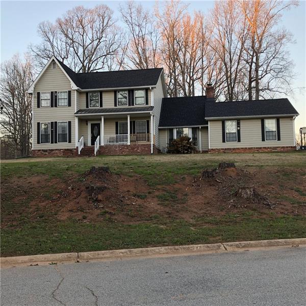 8394 Seven Oaks Drive, Jonesboro, GA 30236 (MLS #5983017) :: The Bolt Group