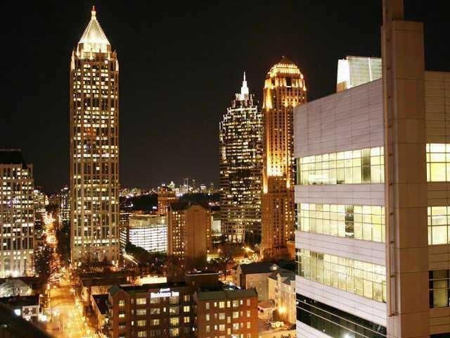 20 10th Street NW #1103, Atlanta, GA 30309 (MLS #5983391) :: The Justin Landis Group