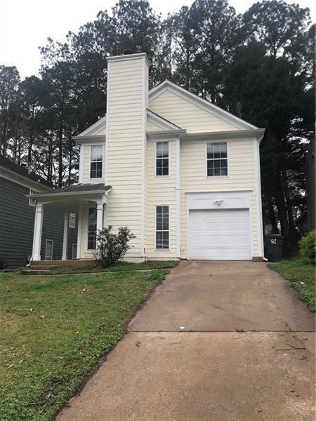 1010 Hampton Hill Court, Lawrenceville, GA 30044 (MLS #5983657) :: Rock River Realty