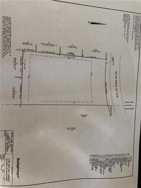 1165 Mclynn Avenue NE, Atlanta, GA 30306 (MLS #5984313) :: Dillard and Company Realty Group