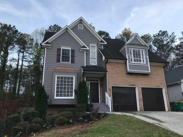 662 Radford Circle, Woodstock, GA 30188 (MLS #5984375) :: Carr Real Estate Experts