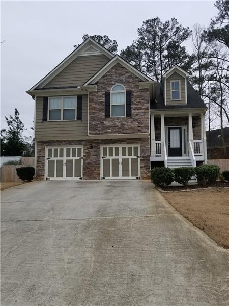 6117 Riddle Court, Douglasville, GA 30134 (MLS #5985774) :: Carr Real Estate Experts