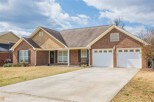 117 Deer Run Trail NW, Rome, GA 30165 (MLS #5985919) :: Carr Real Estate Experts