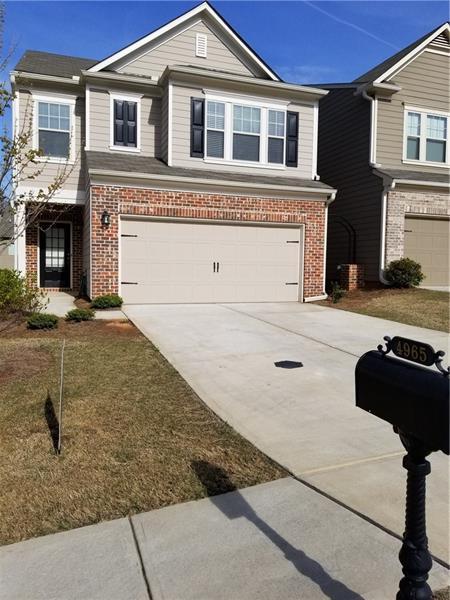 4910 Breezewood Circle, Alpharetta, GA 30004 (MLS #5986028) :: Kennesaw Life Real Estate