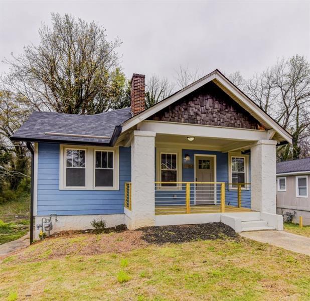 1164 Sells Avenue SW, Atlanta, GA 30310 (MLS #5986789) :: Carr Real Estate Experts