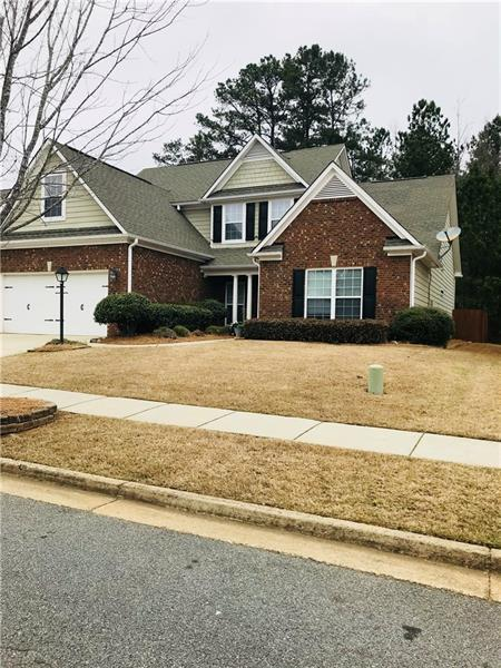 320 Roland Manor Drive, Dacula, GA 30019 (MLS #5988034) :: The Bolt Group