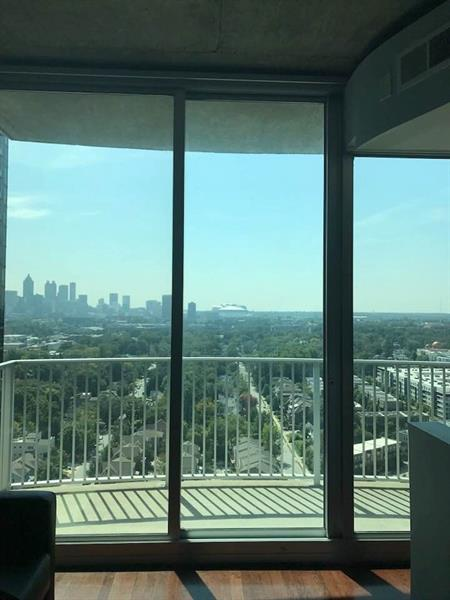 361 17th Street NW #2217, Atlanta, GA 30363 (MLS #5988629) :: The North Georgia Group