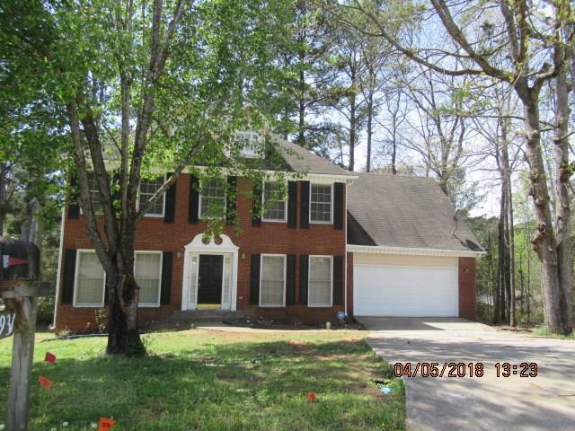 6931 Windstone Lane, Stone Mountain, GA 30087 (MLS #5989072) :: Rock River Realty