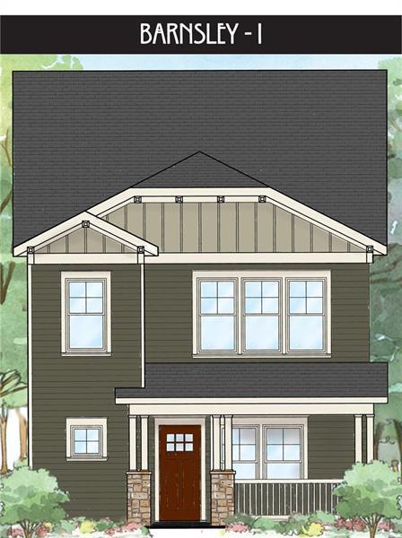 Lot 8 Academy Street, Acworth, GA 30101 (MLS #5989162) :: The Cowan Connection Team