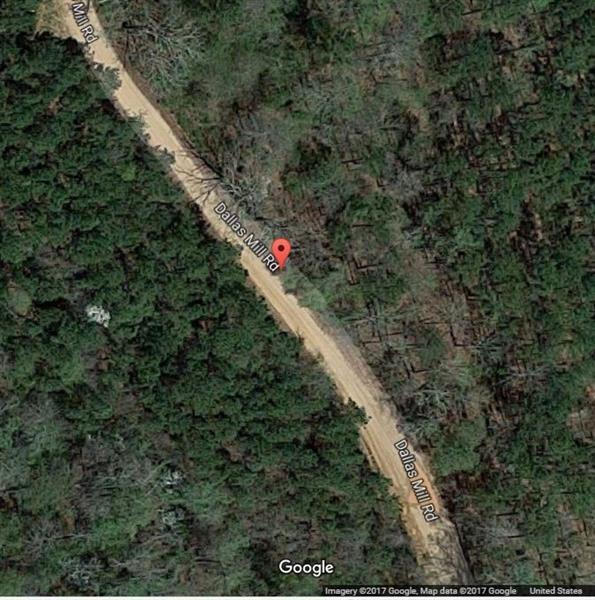 0 Dallas Mill Road, Greenville, GA 30222 (MLS #5989373) :: RE/MAX Paramount Properties