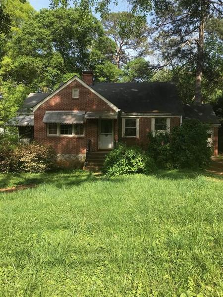 1022 S Mcdonough Street, Decatur, GA 30030 (MLS #5991186) :: Rock River Realty