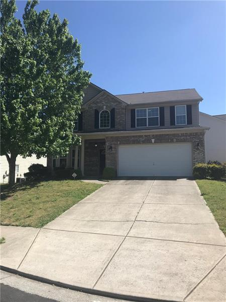 1667 Overview Circle, Lawrenceville, GA 30044 (MLS #5991517) :: The Bolt Group