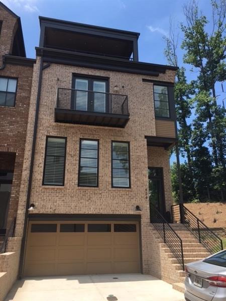 621 Landler Terrace #39, Alpharetta, GA 30039 (MLS #5991999) :: North Atlanta Home Team