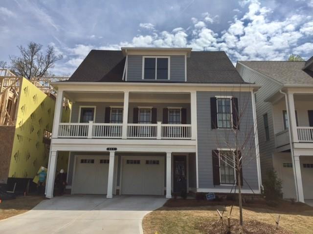 309 Riverton Way, Woodstock, GA 30188 (MLS #5992081) :: Path & Post Real Estate