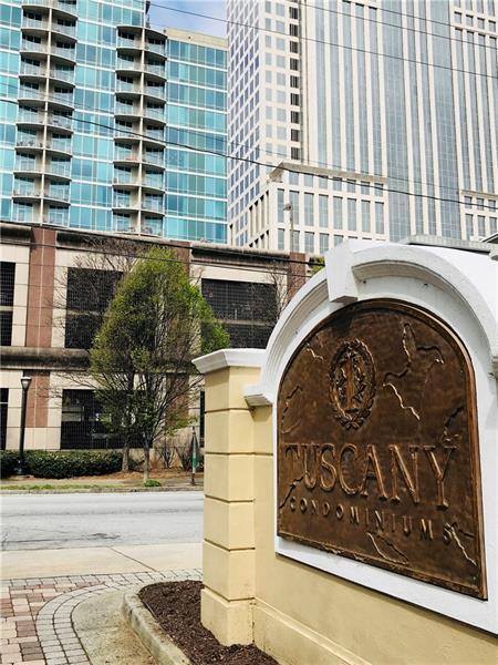 955 Juniper Street NE #2124, Atlanta, GA 30309 (MLS #5993080) :: Rock River Realty