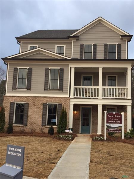 160 Inwood Walk, Woodstock, GA 30188 (MLS #5994257) :: RE/MAX Paramount Properties