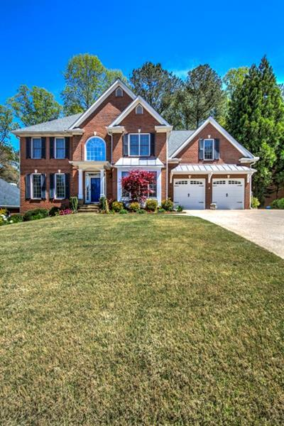 3626 Lakeside Pointe NW, Kennesaw, GA 30144 (MLS #5994633) :: The Bolt Group