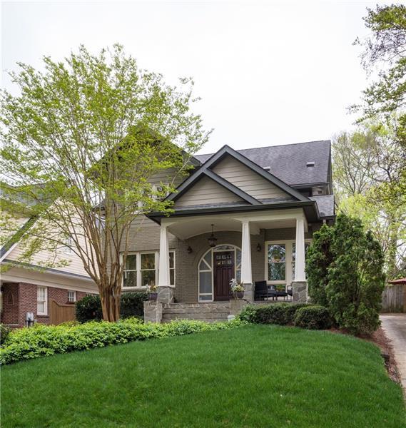 559 Orme Circle NE, Atlanta, GA 30306 (MLS #5995672) :: Carr Real Estate Experts