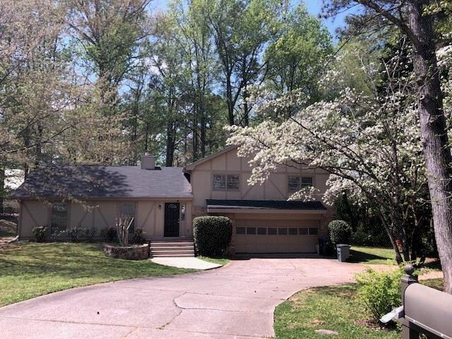 160 Elberta Cove, Roswell, GA 30075 (MLS #5995674) :: North Atlanta Home Team