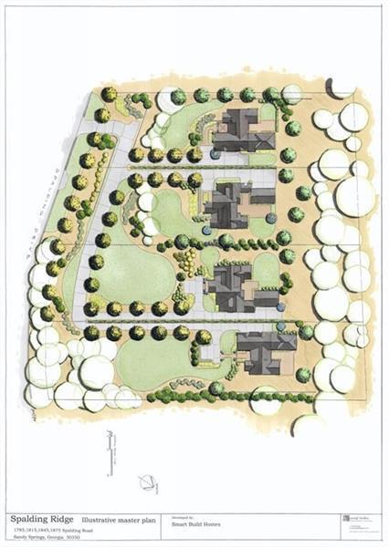 1815 Spalding Drive, Atlanta, GA 30350 (MLS #5996000) :: RE/MAX Paramount Properties