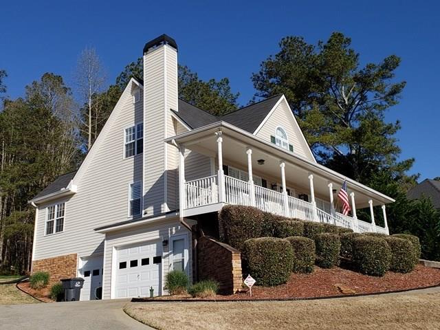 235 Bryn Brooke Drive, Dawsonville, GA 30534 (MLS #5996473) :: Carr Real Estate Experts