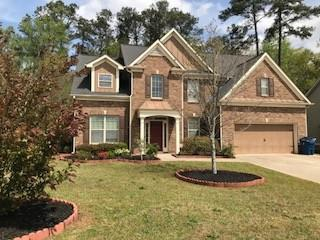 1100 Cureton Drive, Austell, GA 30106 (MLS #5996850) :: Carr Real Estate Experts