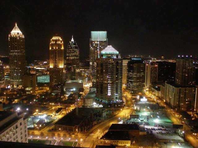 1080 Peachtree Street NE #1507, Atlanta, GA 30309 (MLS #5996958) :: Buy Sell Live Atlanta