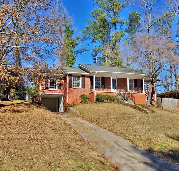 3518 Brookfield Lane, Decatur, GA 30032 (MLS #5997339) :: North Atlanta Home Team
