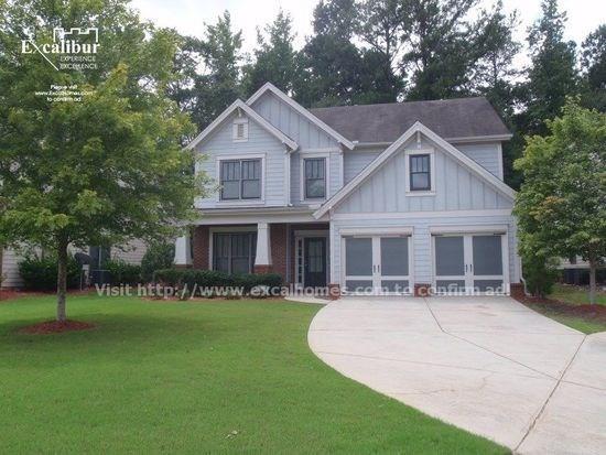 4631 Teal Court, Powder Springs, GA 30127 (MLS #5997359) :: Kennesaw Life Real Estate
