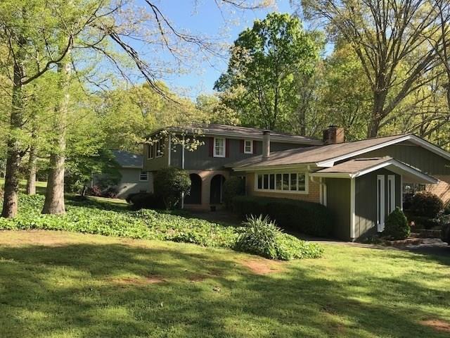 3247 NW Custer Lake Drive Drive NW, Marietta, GA 30064 (MLS #5997377) :: Carr Real Estate Experts