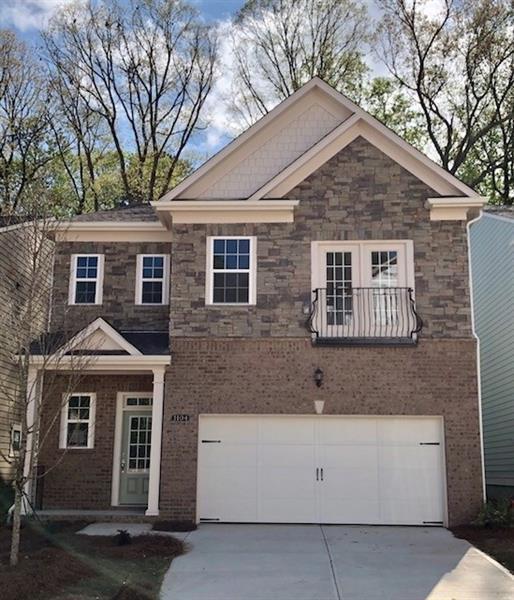 1104 Central Park Road, Decatur, GA 30033 (MLS #5997494) :: Carr Real Estate Experts