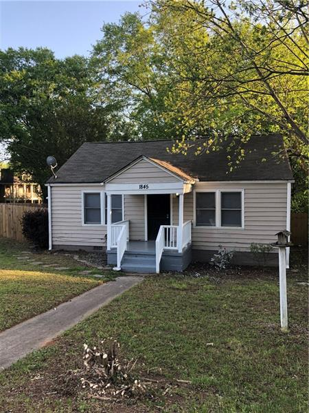 1845 Flat Shoals Road SE, Atlanta, GA 30316 (MLS #5997662) :: The Justin Landis Group