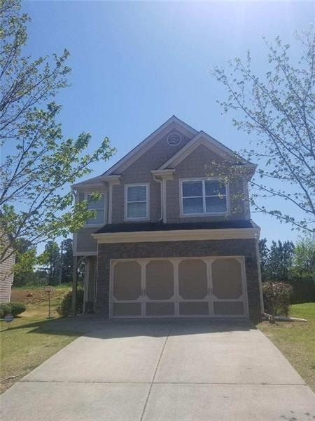 2260 Lily Valley Drive, Lawrenceville, GA 30045 (MLS #5997807) :: Carr Real Estate Experts
