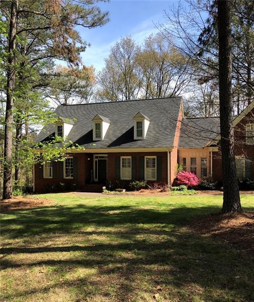 128 Woodcrest Drive SW, Cartersville, GA 30120 (MLS #5998332) :: Willingham Group