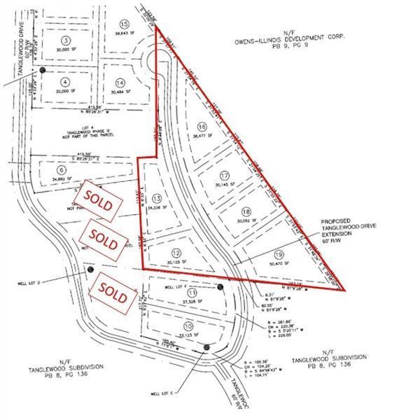 0 Tanglewood Drive, Eatonton, GA 31024 (MLS #5998404) :: RE/MAX Paramount Properties