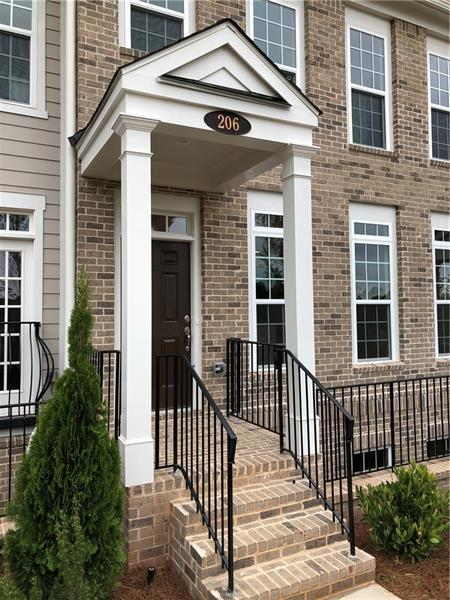 206 Braeden Way #206, Alpharetta, GA 30009 (MLS #5998931) :: Kennesaw Life Real Estate