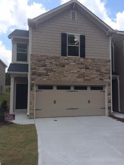 3051 Creekside Overlook Way #27, Austell, GA 30168 (MLS #5999333) :: North Atlanta Home Team
