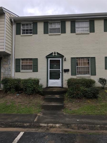 4701 Flat Shoals Road 61C, Union City, GA 30291 (MLS #5999509) :: Kennesaw Life Real Estate