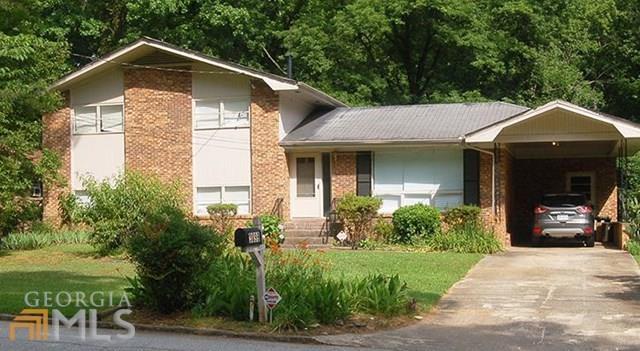 3099 Thrasher Circle, Decatur, GA 30032 (MLS #5999635) :: The Justin Landis Group