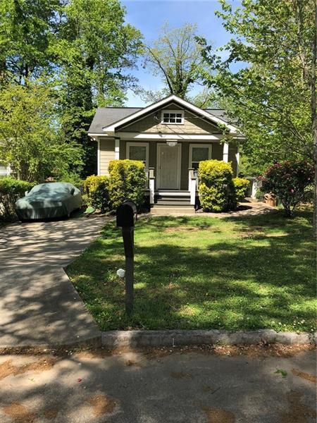 1731 Hadlock Street SW, Atlanta, GA 30311 (MLS #5999925) :: The Justin Landis Group