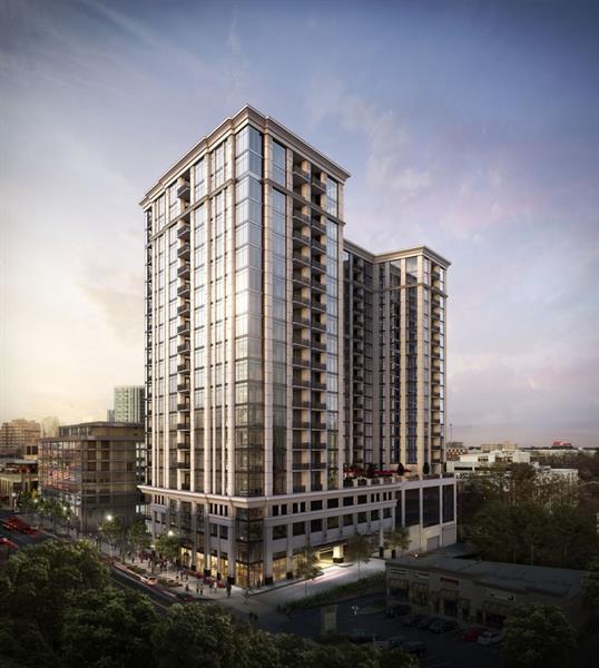2965 Peachtree Road NW #902, Atlanta, GA 30305 (MLS #6000162) :: The Justin Landis Group