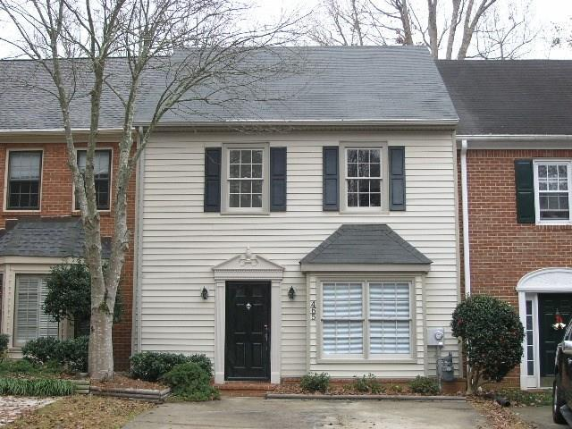 465 Salem Woods Drive SE, Marietta, GA 30067 (MLS #6000320) :: Kennesaw Life Real Estate