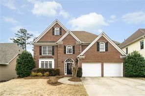 1545 Tappahannock Trail, Marietta, GA 30062 (MLS #6000327) :: North Atlanta Home Team